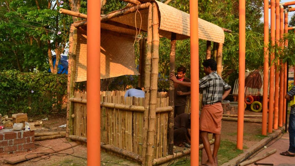 Arte Barro Bamboo Workshop